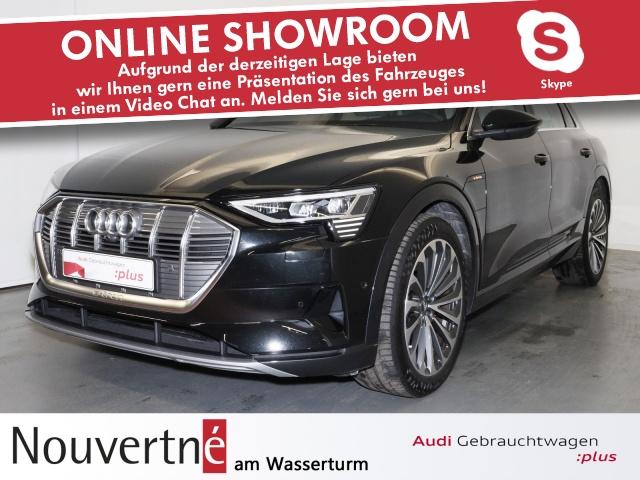 Audi e-tron 55 quattro advanced Tour Stadt DAB OpenSky, Jahr 2020, Elektro