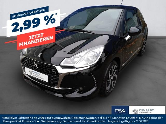 DS Automobiles DS3 PureTech 130 Start & Stop SportChic, Jahr 2016, Benzin