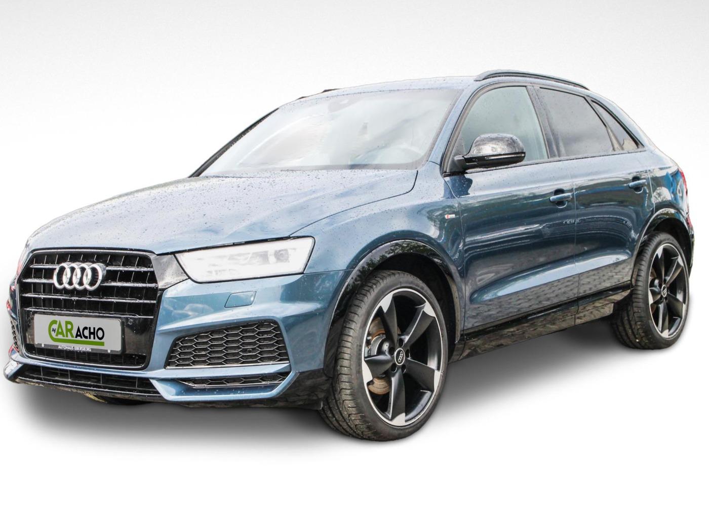 Audi Q3 sport 1.4 TFSI S line competition SportFW 20Z, Jahr 2018, Benzin