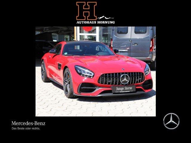 Mercedes-Benz AMG GT C/Keramik/Aero/ Burmester/Night/Perf.Sitz, Jahr 2020, Benzin
