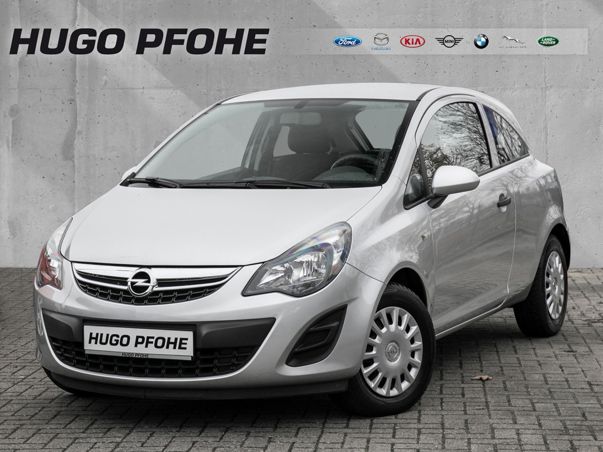 Opel Corsa Selection, Jahr 2014, Benzin