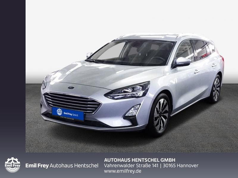 Ford Focus Turnier 1.0 EcoBoost Start-Stopp-System COOL&CONNECT, Jahr 2020, Benzin