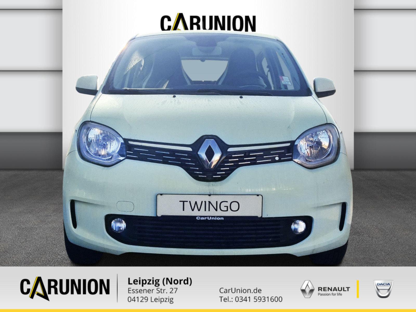 Renault Twingo Intens SCe 75 Start & Stop, Jahr 2020, Benzin