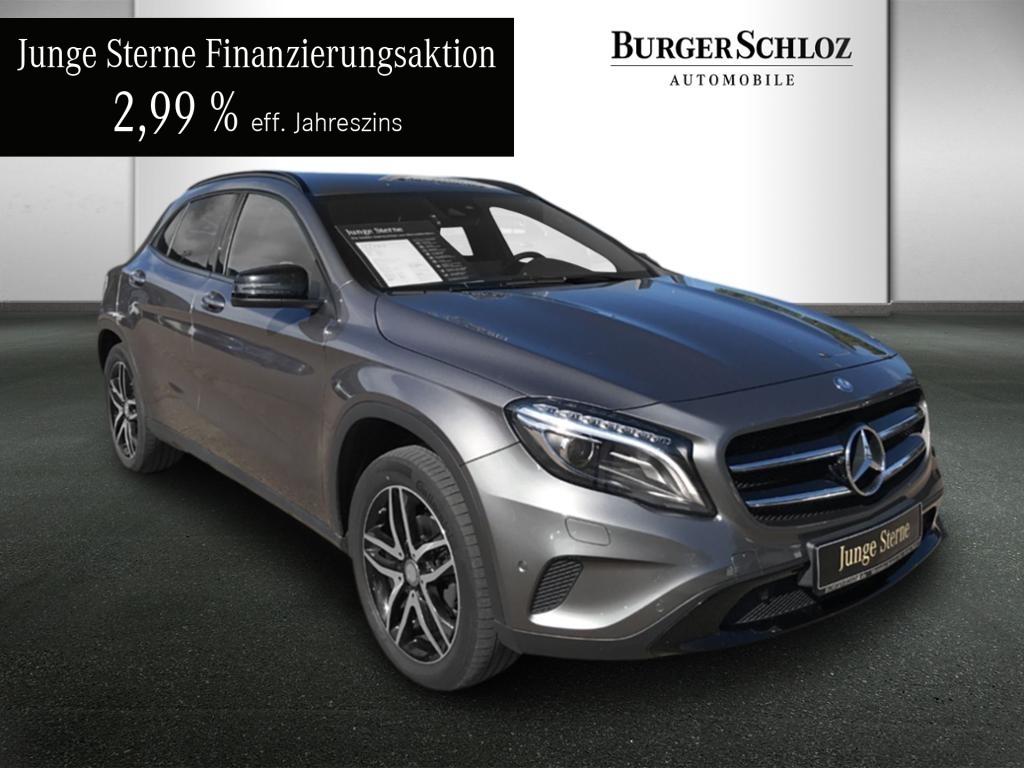 Mercedes-Benz GLA 220 d SCORE! Urban/Spur-P./Night/AHK/Kamera, Jahr 2016, Diesel