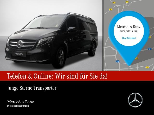 Mercedes-Benz V 220 d EDITION Extralang SPORTPAKET Eu6d-Temp, Jahr 2019, Diesel
