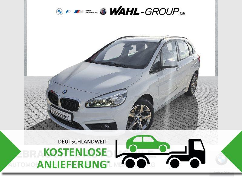 BMW 218i ActiveTourer Advantage   LED PDC, Jahr 2015, Benzin