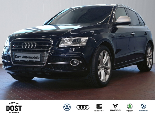 Audi SQ5, 3.0 TDI, Tiptronic NAVI XENON STANDHZG, Jahr 2014, Diesel