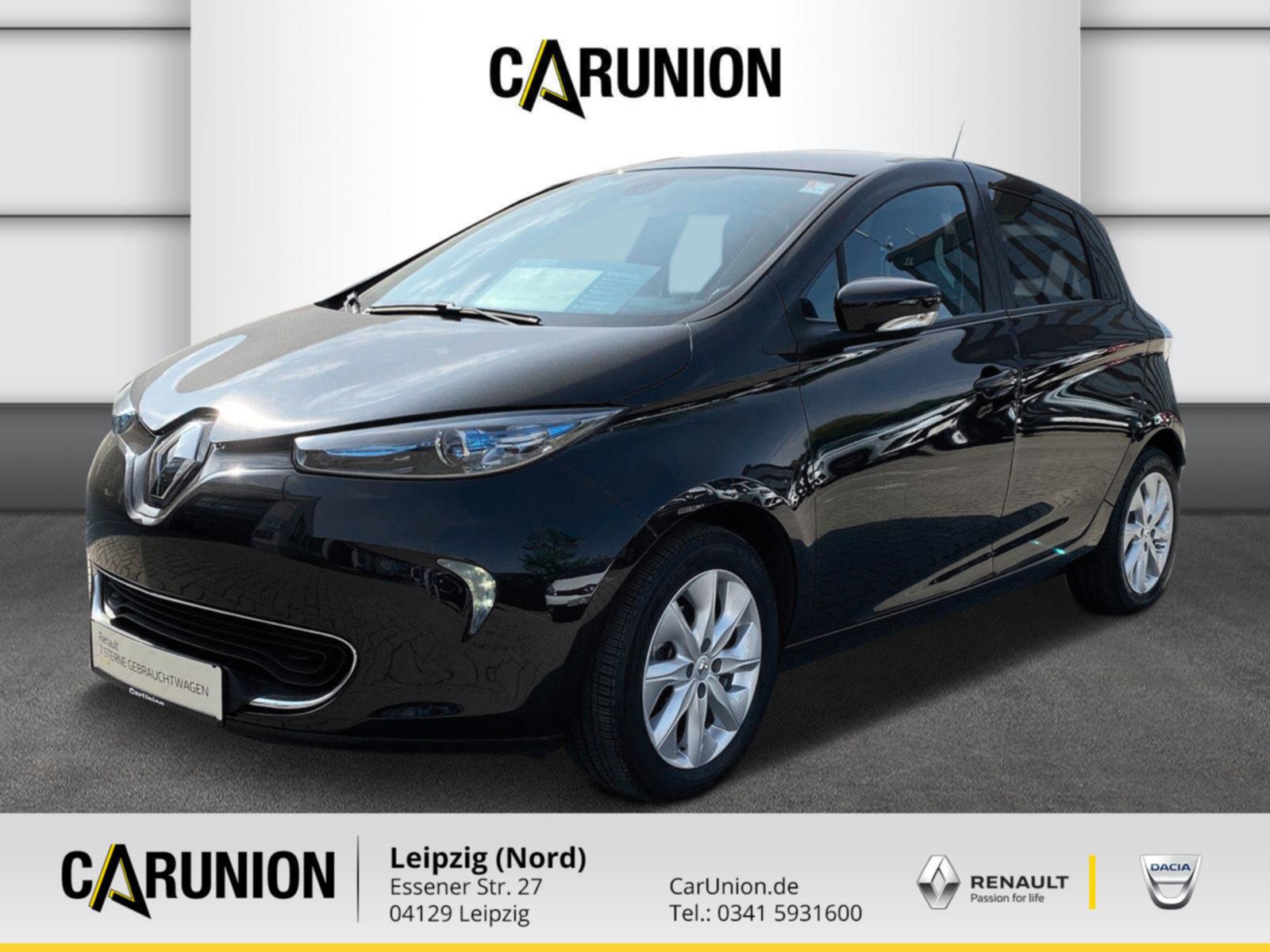Renault ZOE 22 kwh Intens PDC,Navi,Klimaauto., Jahr 2016, none