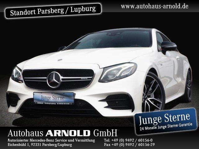 Mercedes-Benz Mercedes-AMG E 53 4M+ Panorama Multibeam Distr., Jahr 2018, Benzin