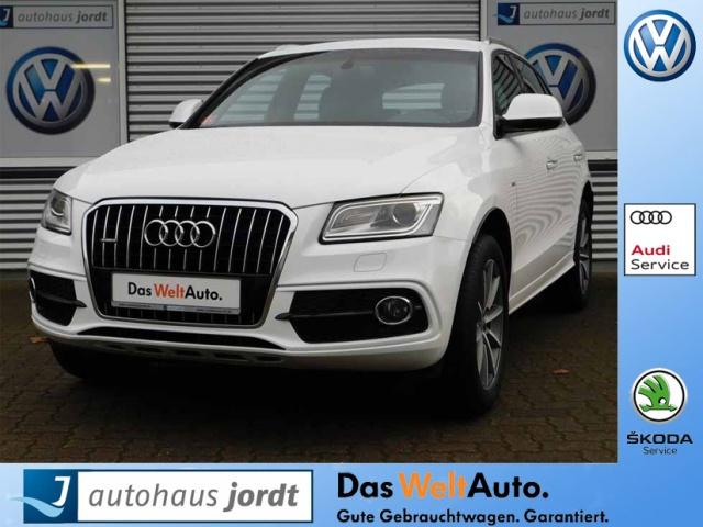 Audi Q5 2.0 TDI DPF SCR s-line quattro 6-Gang Sthzg., Jahr 2016, Diesel