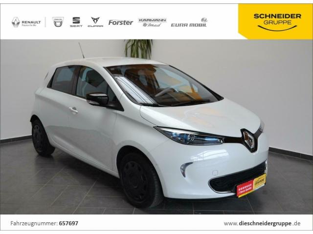 Renault ZOE Intens (ohne Batterie) 22kWh Navi, Kamera, Jahr 2014, Elektro