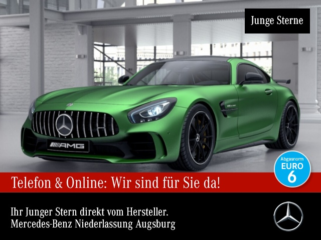 Mercedes-Benz AMG GT R Keramik Burmester Performance Keyless, Jahr 2017, Benzin
