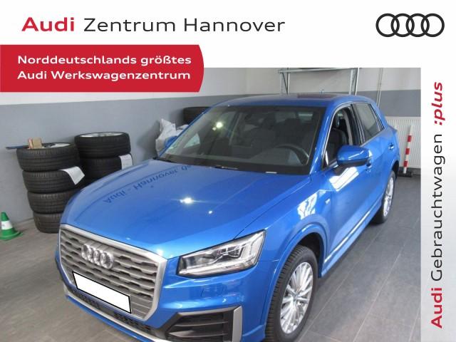 Audi Q2 1.0 TFSI Design, LED, Navi, PDC, Jahr 2018, Benzin