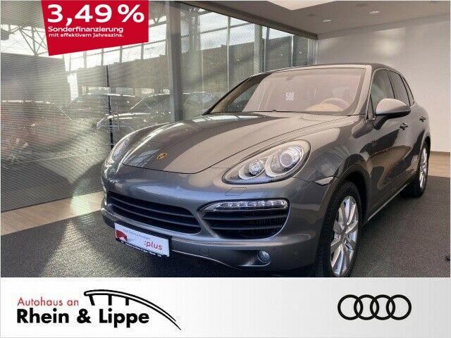 Porsche Cayenne S Diesel PDLS AHKLuftfeder BOSE Klima, Jahr 2013, diesel