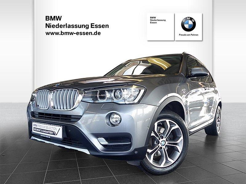 BMW X3 xDrive20d xLine, Jahr 2016, Diesel
