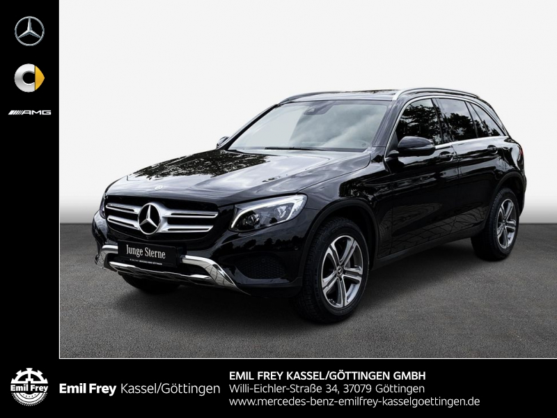 Mercedes-Benz GLC 350 d 4M AMG Comand AHK OffRoad Ext., Jahr 2018, Diesel