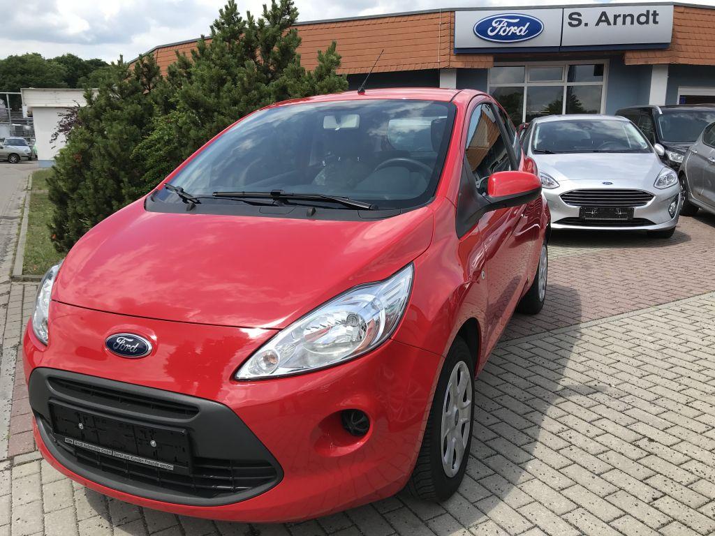 Ford Ka 69PS Benzin Cool & Sound KLIMA WINTERPAKET, Jahr 2016, Benzin