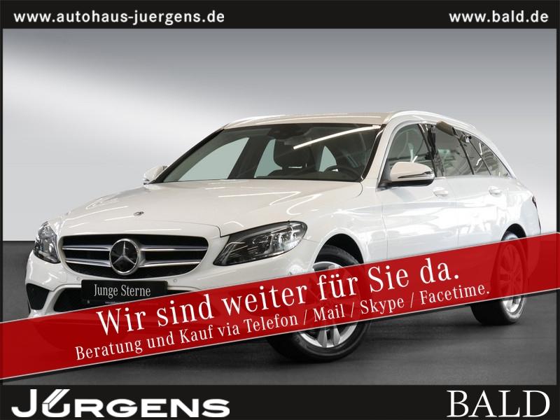 Mercedes-Benz C 300 d 4M T Avantgarde/Comand/ILS/Kamera/SHZ/17, Jahr 2019, Diesel