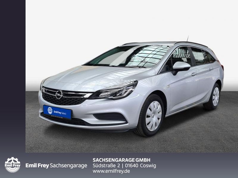 Opel Astra 1.6 BiTrb D (CDTI) ST Business, NAVI, Jahr 2018, Diesel