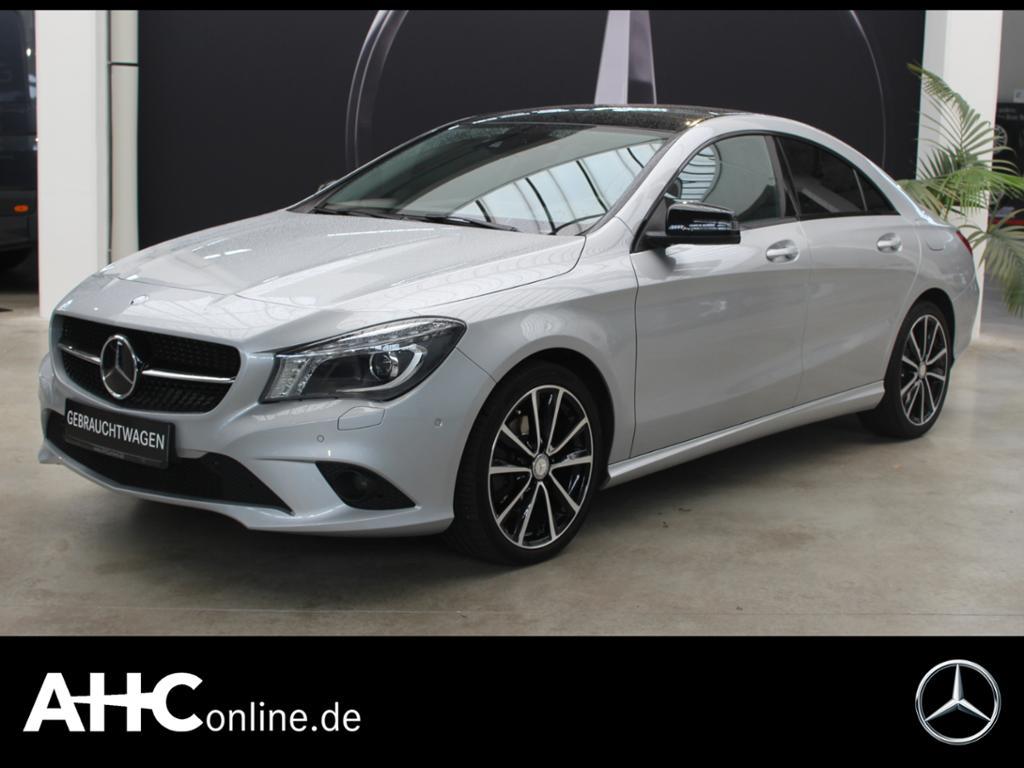 Mercedes-Benz CLA 180 Coupé Urban+Night+Pano+Distronic+Bi-Xeno, Jahr 2013, Benzin