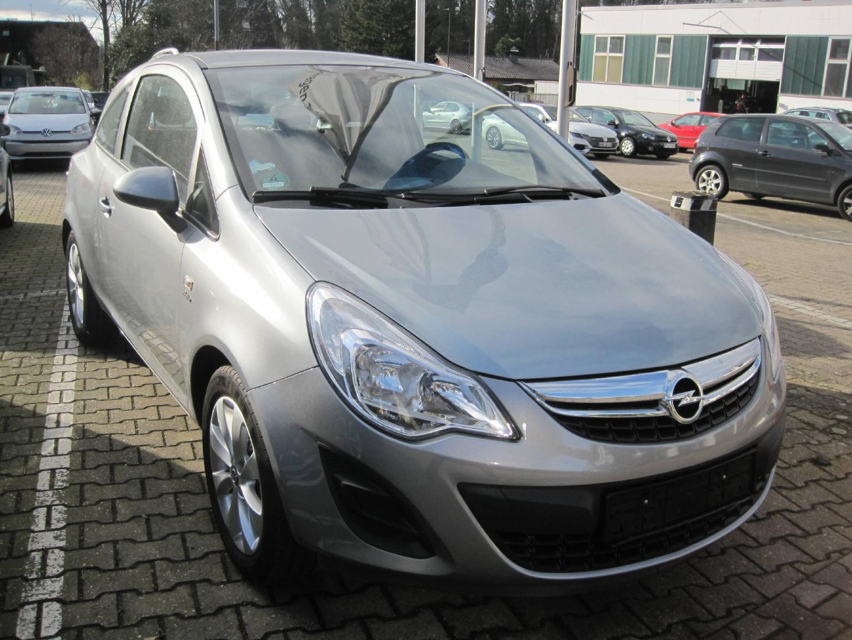 Opel Corsa D 1.4 Active, Jahr 2013, Benzin