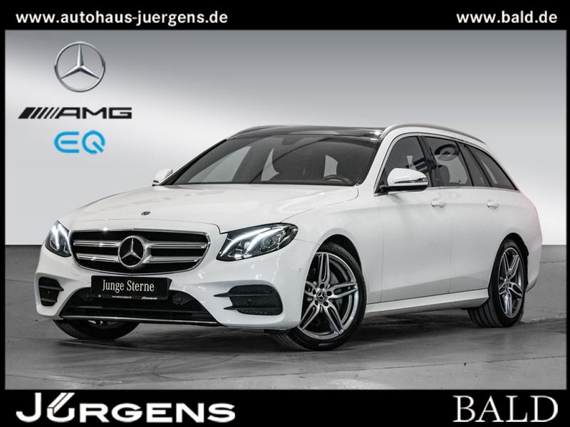 Mercedes-Benz E 300 d T AMG-Sport/Navi/LED/Cam/Pano/AHK/Distr, Jahr 2018, Diesel