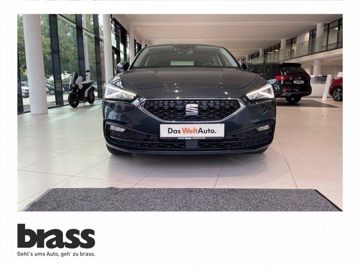 Seat Leon 1.5 TSI Style OPF (EURO 6d-TEMP), Jahr 2020, Benzin