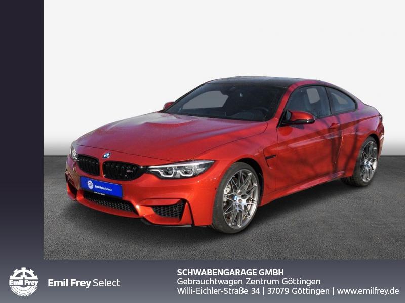 BMW M4 Coupe Competition, Jahr 2020, Benzin