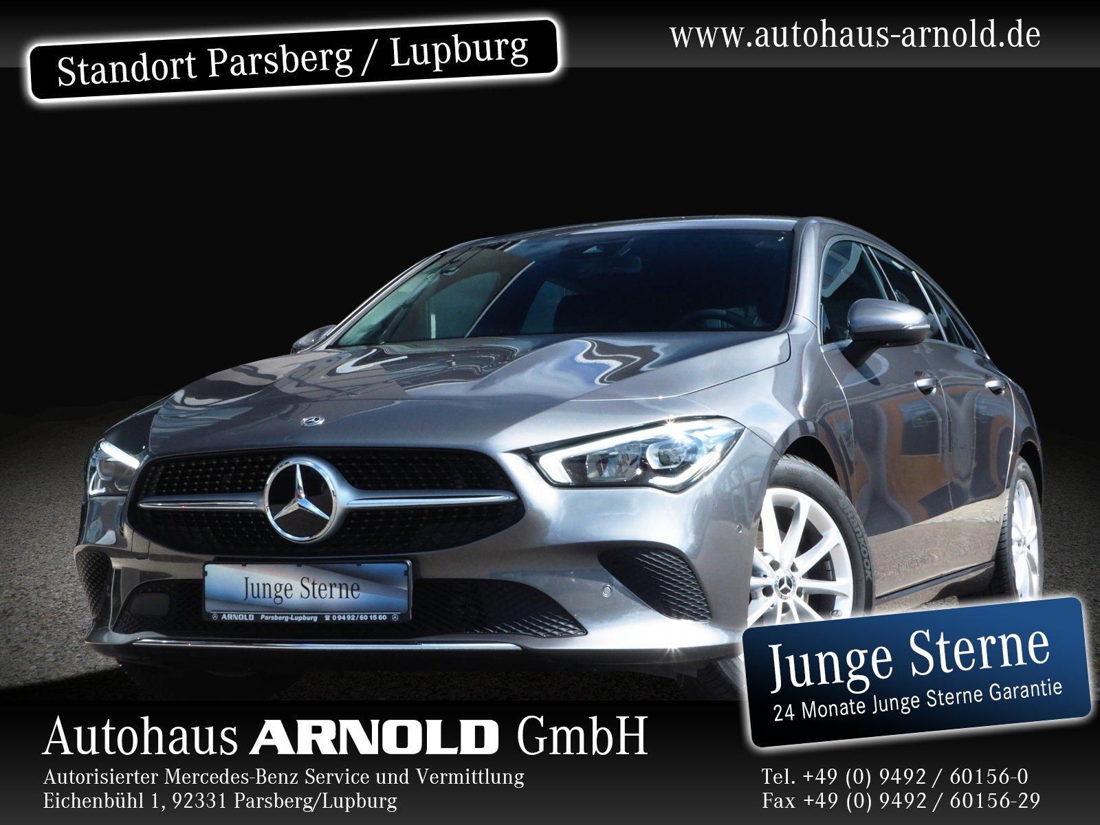 Mercedes-Benz CLA Shooting Brake d Progressive LED Navi Klima, Jahr 2019, Diesel