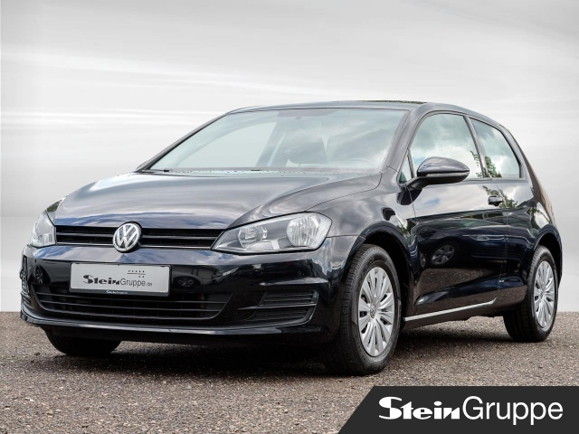 Volkswagen Golf VII 1.2 TSI Trendline KLIMA RADIO el. Fenster, Jahr 2014, Benzin