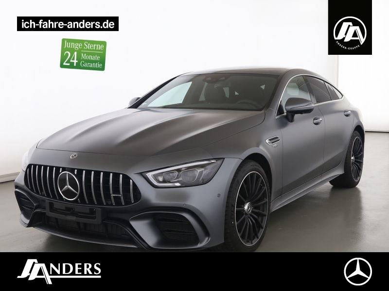 Mercedes-Benz AMG GT 43 4M+ V8-Pak+Sitzkl+Burm+Distr+Pano+Wide, Jahr 2020, Benzin