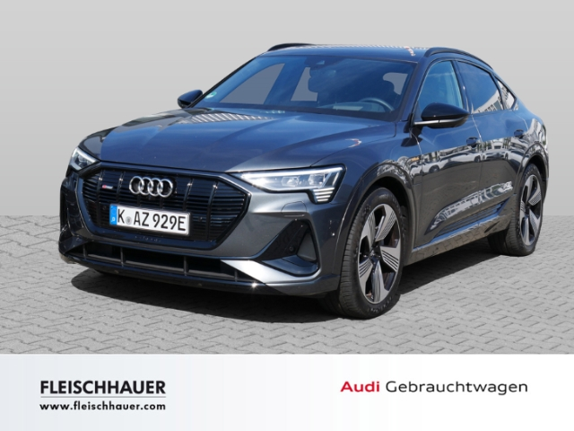 Audi e-tron Sportback 55 quattro S line inkl. WKR, Jahr 2020, Elektro