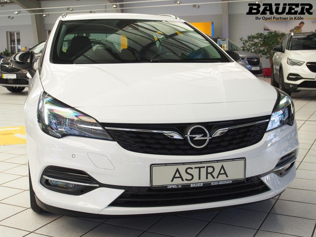 Opel Astra 1.2 Opel 2020 Start/Stop Sports Tourer, Jahr 2020, Benzin