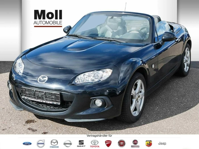 Mazda MX-5 Center-Line Navi, Jahr 2014, Benzin