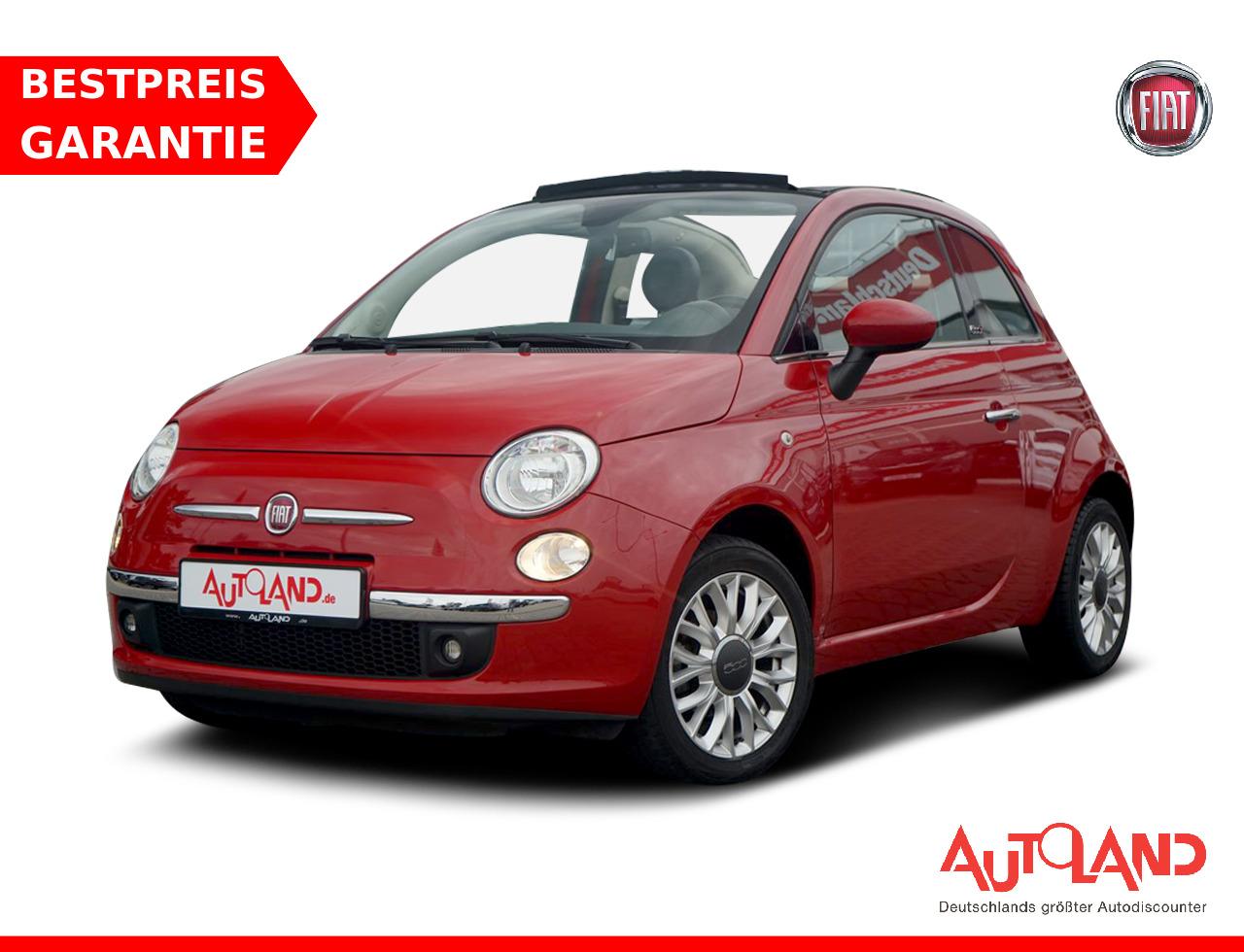 Fiat 500C, Jahr 2014, Benzin