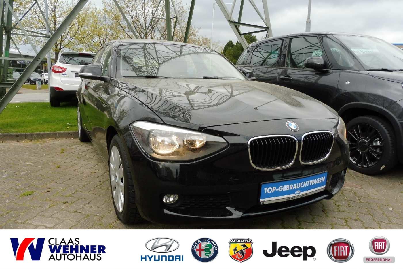 BMW 116d *Klima, PDC, Keyless, Jahr 2014, diesel