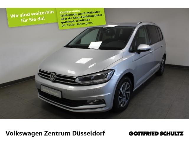 Volkswagen Touran Sound 2.0 TDI DSG *LED*Navi*SHZ*GRA*PDC*, Jahr 2017, Diesel