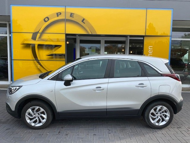 Opel Crossland 1.2 Turbo Innovation, Jahr 2019, Benzin