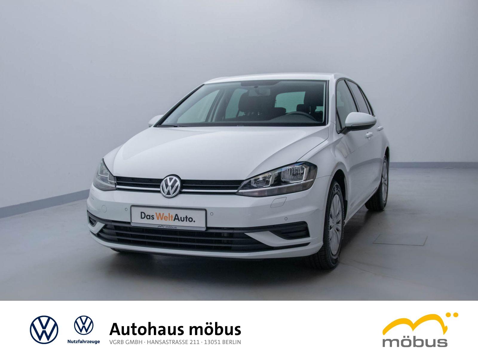 Volkswagen Golf VII 1.0 TSI*TRENDLINE*NAVI*PDC*SITZHZ*USB**, Jahr 2018, Benzin