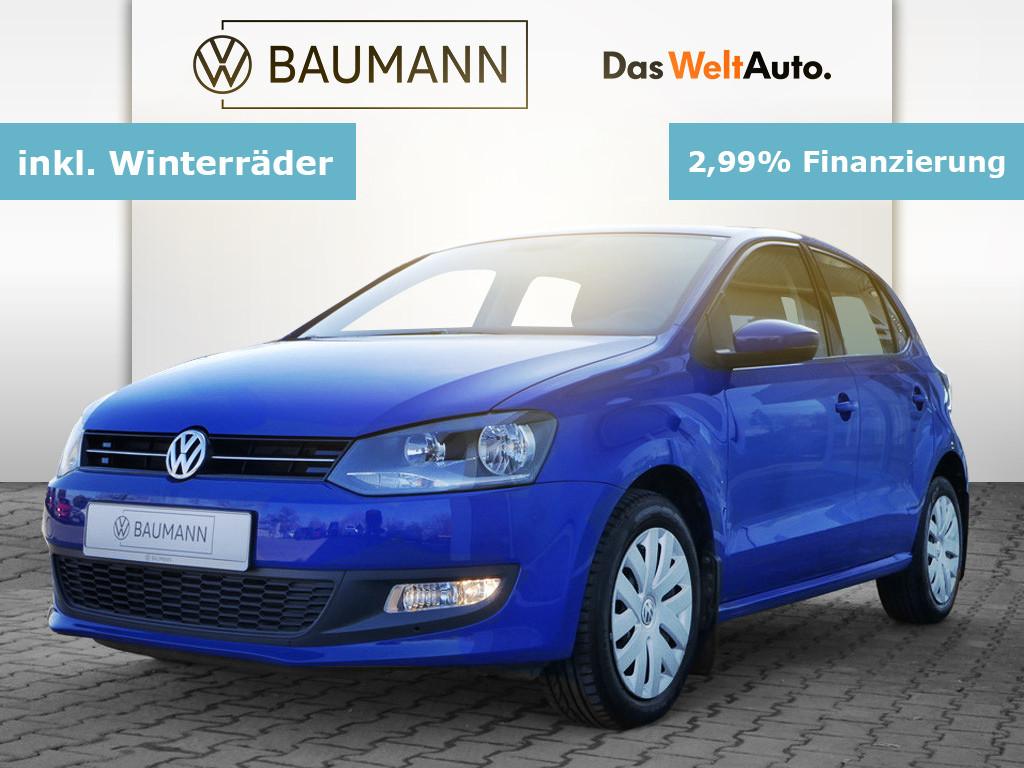 Volkswagen Polo 1.2 Comfortline, Jahr 2013, Benzin