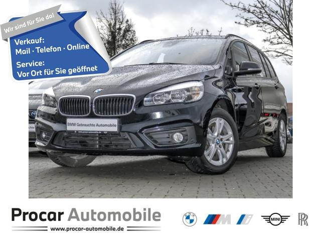 BMW 216 Gran Tourer Advantage Aut. RFK PDC Navi Shz, Jahr 2017, Diesel