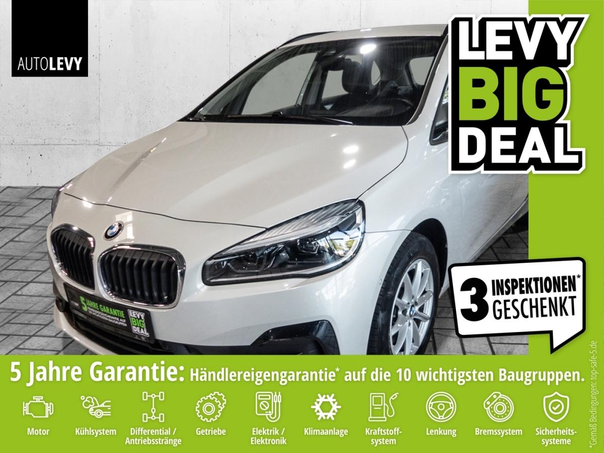 BMW 220 Active Tourer Advantage *KAMERA*NAVI*LED*, Jahr 2018, Benzin