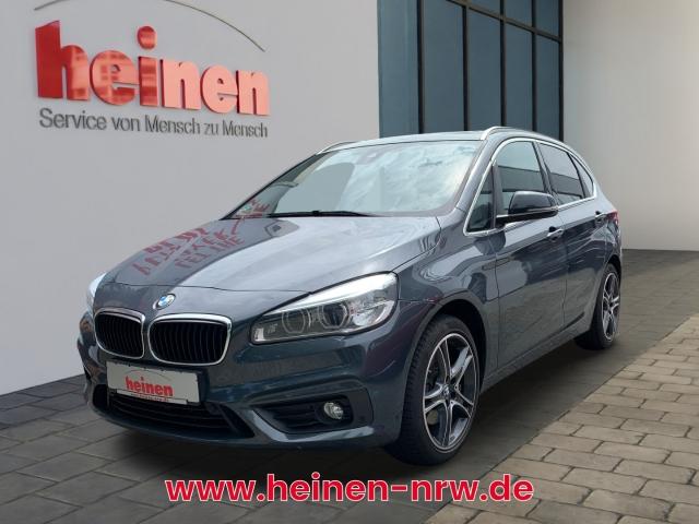 BMW 220 Active Tourer i Advantage Automatik NAVI LED, Jahr 2016, Benzin