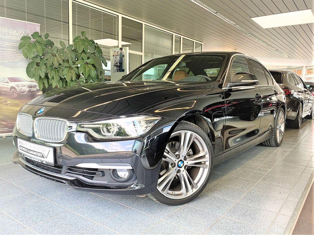 BMW 330e iPerf. Luxury HUD+SD+KAM+LEDer+KOMF+NAV+MEM, Jahr 2017, Hybrid