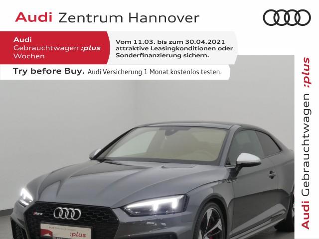 Audi RS 5 Coupé 2.9 TFSI Pano, B&O, RS-SportabGas, Matrix, Jahr 2017, Benzin