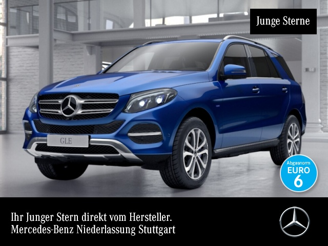 Mercedes-Benz GLE 500 e 4M 360° Airmat Harman Distr. COMAND SHD, Jahr 2017, Benzin
