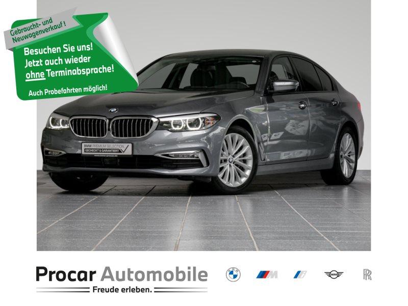 BMW 540i Luxury+Line+LED+WLAN+RFK+Navi.Prof.+PDC, Jahr 2017, Benzin