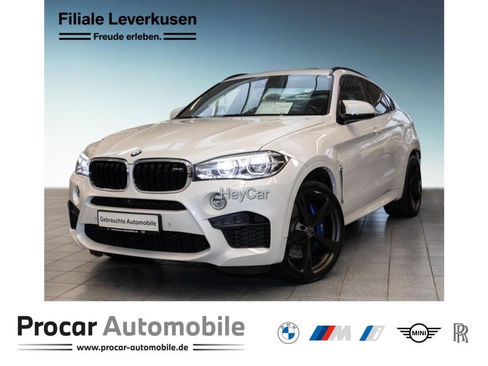 BMW X6 M Head-Up M Drivers Package TV Navi RTTI, Jahr 2018, Benzin