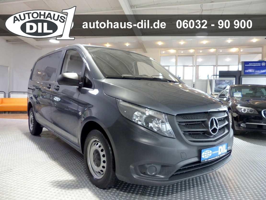 Mercedes-Benz Vito 109 CDI *1.HAND*TÜV NEU*AHK*NAVI*, Jahr 2015, Diesel