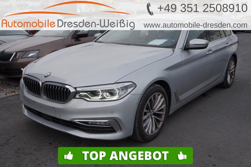 BMW 530 d Touring Luxury Line*Navi Prof*HeadUp*ACC*, Jahr 2017, Diesel